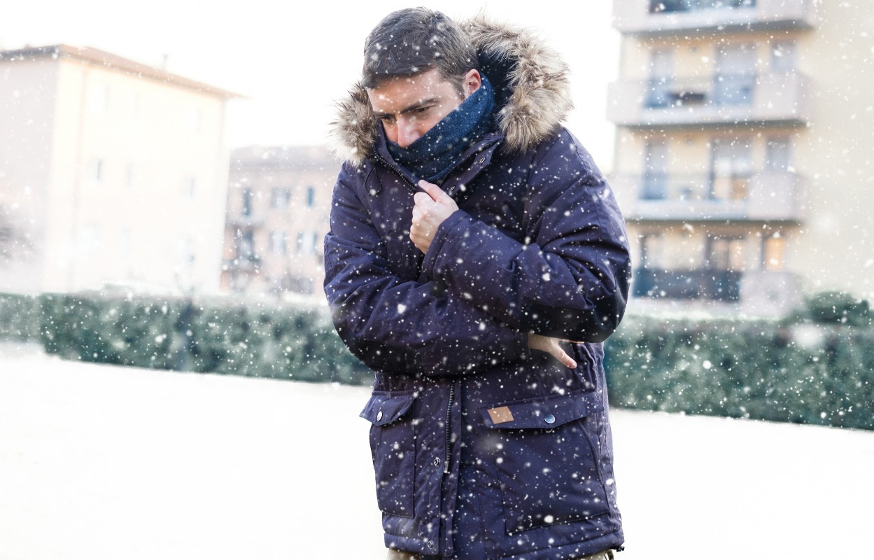 joint pain in the winter