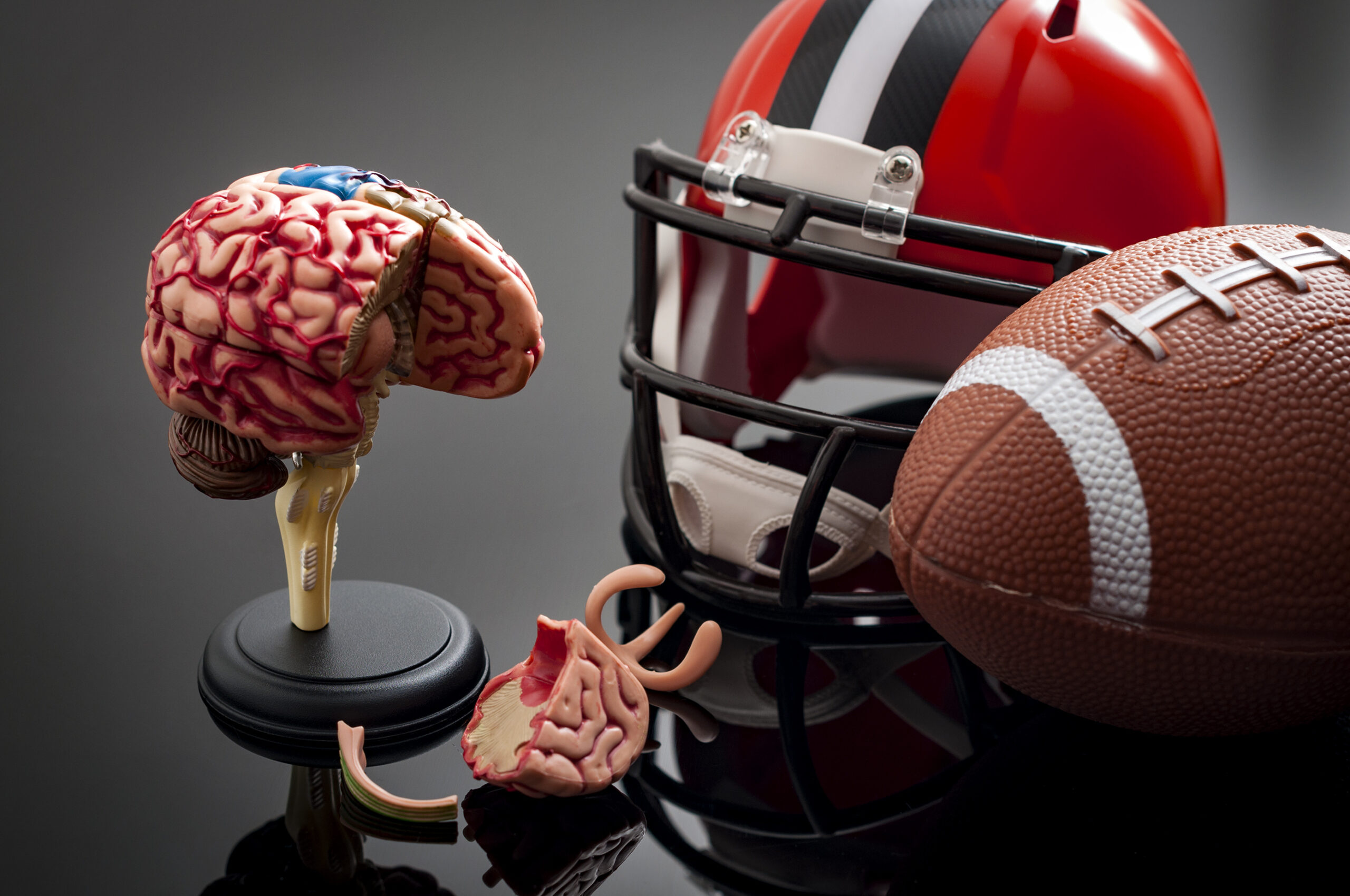football and post concussion syndrome