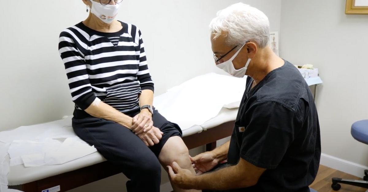 Arthritis of Knee