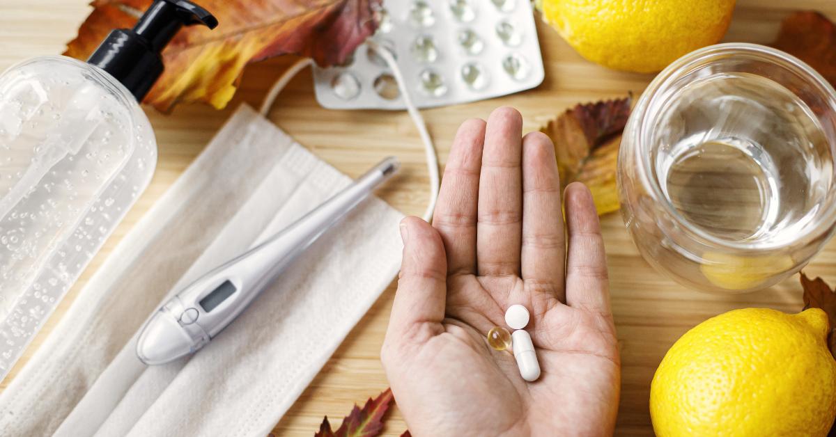 Vitamin D and CBD COVID-19