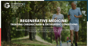 Scott Greenberg, MD & Marcus Institute of Integrative Health